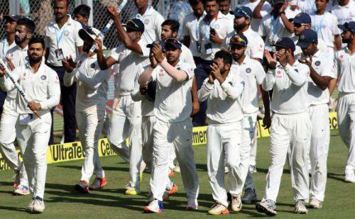 ऑस्ट्रेलिया में भारत ने पहली बार टेस्ट मैच सीरीज जीत कर रचा इतिहास