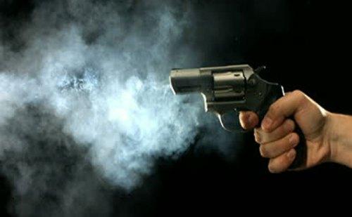 ठेकेदार की गोली मारकर हत्या, घटना के बाद मौके से फरार हुए बदमाश
