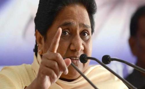 लोकसभा चुनाव 2019: बीजेपी पर फिर बरसी मायावती, कहा दलित विरोधी व घोर जातिवादी है भाजपा