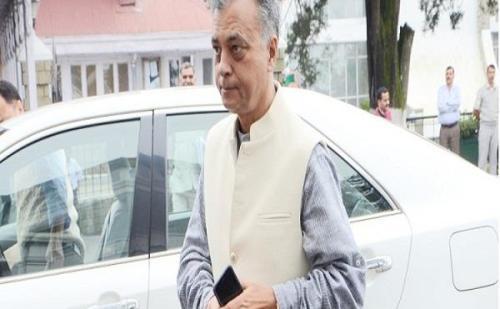 भाजपा विधायक दल की मीटिंग के बाद अनिल शर्मा के बदले सुर