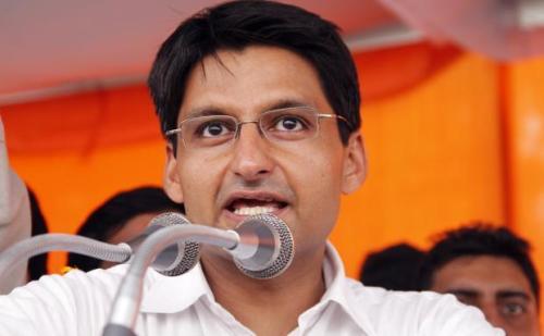 कोरोना की चपेट में आए राज्यसभा सांसद दीपेंद्र हुड्डा, ट्वीट में की ये अपील