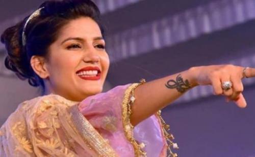 सपना ने बॉलीवुड में रखा कदम, फिल्म का टीजर हुआ जारी