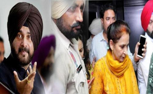 अमृतसर रेल हादसा: नवजोत सिंह सिद्धू और उनकी पत्नी को क्लीनचिट
