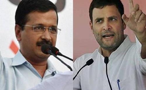 दिल्ली: कांग्रेस और आम आदमी पार्टी के बीच हो सकता है गठबंधन