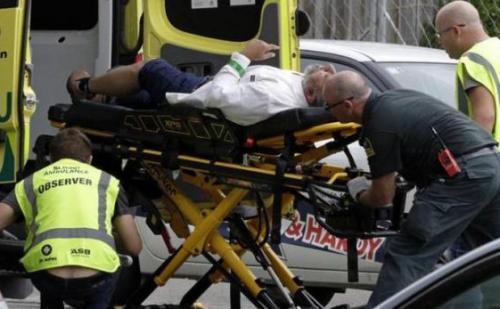 न्यूजीलैंड के साउथ आइसलैंड सिटी की मस्जिदों में फायरिंग, 27 लोगों की मौत