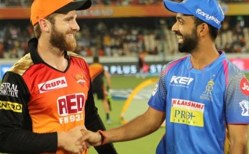 रॉल्स के घर में जीत नहीं पाई सनराइजर्स, रॉयल्स ने 7 विकेट से दी करारी शिकस्त