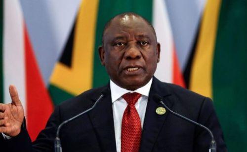 दक्षिण अफ्रीका के नए राष्ट्रपति बने सायरिल रामफोसा