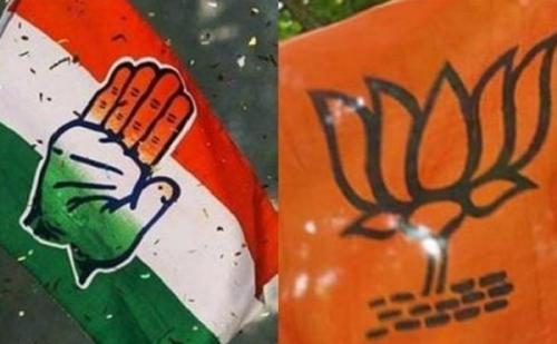 हिमाचल में आज थमेगा चुनाव प्रचार, कांग्रेस और बीजेपी ने झोंकी ताकत