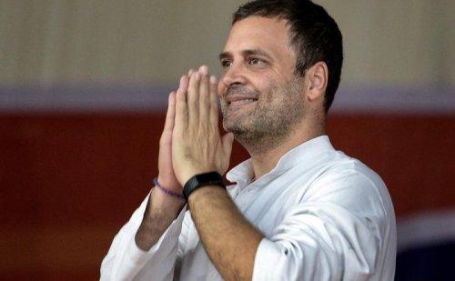 सोलन पहुंचे राहुल गांधी, कुछ देर में जनसभा को करेंगे संबोधित