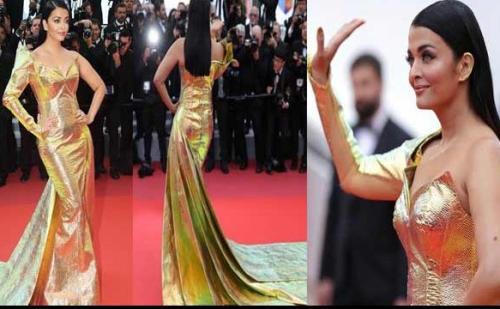ऐश्वर्या राय ने कान्स फिल्म फेस्टिवल 2019 में सभी एक्ट्रेसेस को दी मात