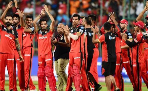 आखिरी मैच में RCB की जीत ने सनराइजर्स हैदराबाद की प्लेऑफ में पहुंचने की राह को किया कठिन