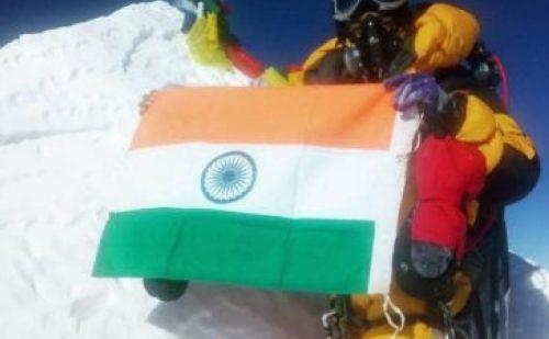 मकालू पर्वत पर चढ़ाई करने वाली पहली भारतीय महिला बनीं प्रियंका मोहिते