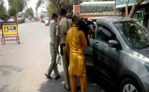 19 मई को होने वाले लोकसभा चुनावों को लेकर दून व नालागढ़ पुलिस अलर्ट