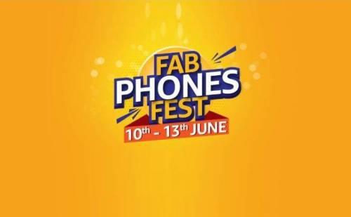 Amazon Fab Phone Fest सेल 10 जून से होगी शुरू, कई फोन्स पर मिलेगा भारी डिस्काउंट