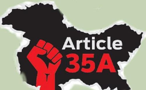 जानिए क्या है अनुच्छेद 35-A, यह जम्मू कश्मीर को क्या अधिकार देता है?