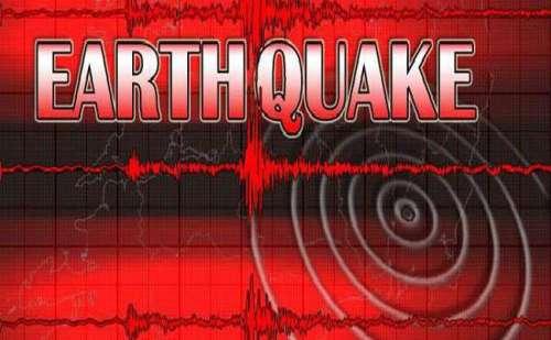 अमरीका में कैलिफोर्निया में भूकंप के तेज झटके