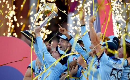 इतिहास में पहली बार विश्व चैम्पियन बना क्रिकेट का जन्मदाता इंग्लैंड