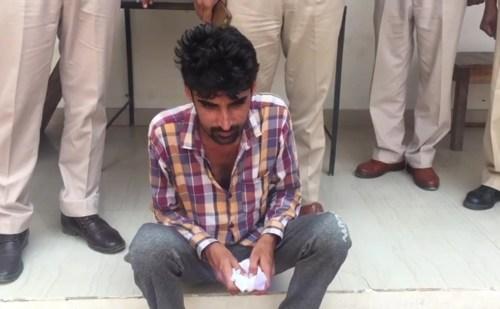 HR: 50 ग्राम हेरोइन के साथ पुलिस ने युवक को किया गिरफ्तार