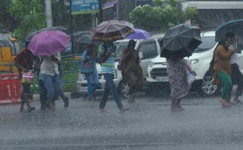 हिमाचल प्रदेश में भारी बारिश की संभावना, मौसम विभाग ने जारी किया अलर्ट