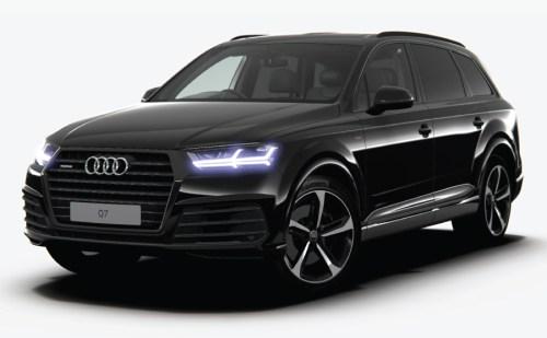 Audi Q7 Black Edition लेटेस्ट अपडेट्स के साथ हुई भारत में लॉन्च, शुरूआती कीमत है इतनी