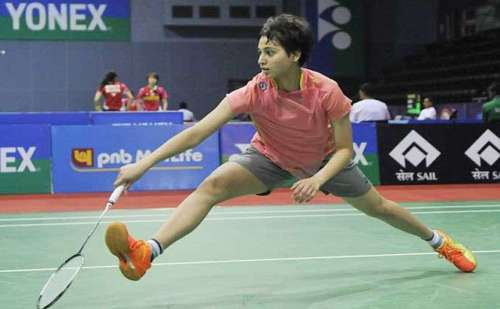 भारतीय बैडमिंटन खिलाड़ी रिया मुखर्जी चीनी ताइपे ओपन के मुख्य दौर में पहुंची