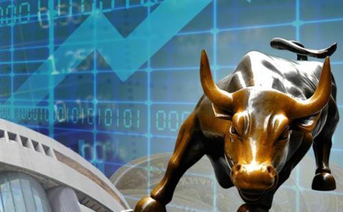 शेयर बाजार की आज जोरदार शुरूआत,सेंसेक्स 1331 अंक की तेजी से पहुंचा इतने के पार