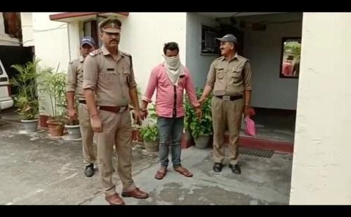 बनबसा पुलिस ने 5 ग्राम स्मैक के साथ एक आरोपी को दबोचा