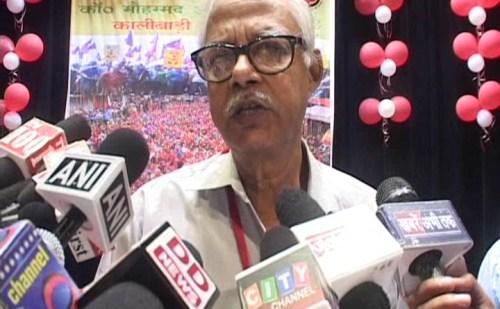 आर्थिक मंदी के खिलाफ आंदोलन की रणनीति बना रहे मजदूर संगठन