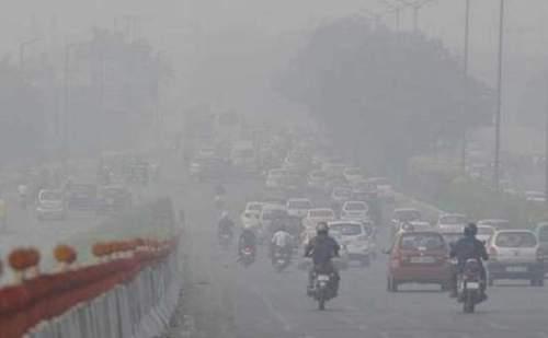 दिल्ली में वायु गुणवता बेहत खराब, प्रदूषण का स्तर 500 पार