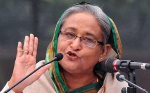 बांग्लादेश की प्रधानमंत्री शेख हसीना बोलीं- हमें प्याज खाना बंद करना पड़ा