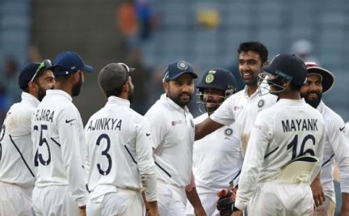 पुणे टेस्ट- भारत ने द. अफ्रीका को पारी और 137 रनों से हराया
