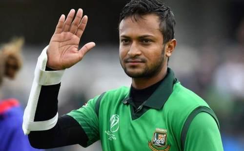 बांग्लादेश के ऑल राउंडर खिलाड़ी शाकिब अल हसन पर आईसीसी ने लगाया दो साल का बैन, जानिए वजह