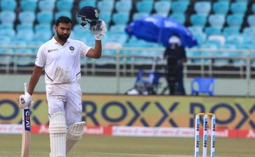 Test Match: रोहित शर्मा बने मैन ऑफ द मैच और मैन ऑफ द सीरीज