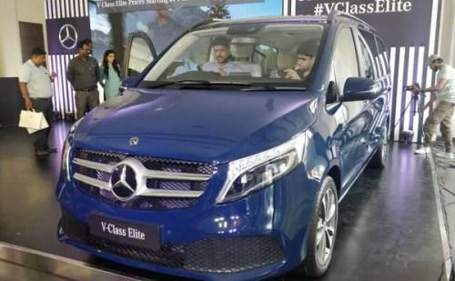 मर्सिडीज बेंज ने बाजार में उतारी नई कार, जानिए कीमत