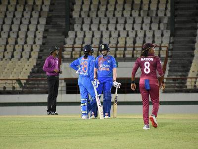 शेफाली ने वेस्टइंडीज के खिलाफ जड़ा तूफानी अर्धशतक, भारत की जीत
