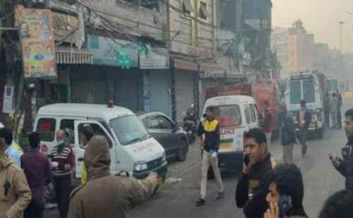 दिल्ली अग्निकांड: एक ही साथ झुलस-झुलस कर मर गए 43 बेकसूर लोग