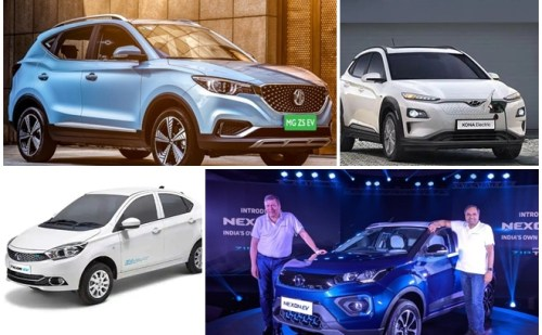2020 में भारतीय बाजार में ये इलेक्ट्रिक कार देगी दस्तक,जानें इनके खास फीचर्स