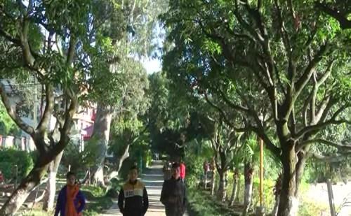 1889 में स्थापित नाहन का ऐतिहासिक रानीताल बाग, आज भी करता है आकर्षित