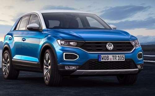 Volkswagen T-Roc मार्च की इस तारीख को होगी लॉन्च,जानें किन फीचर्स से है लैस