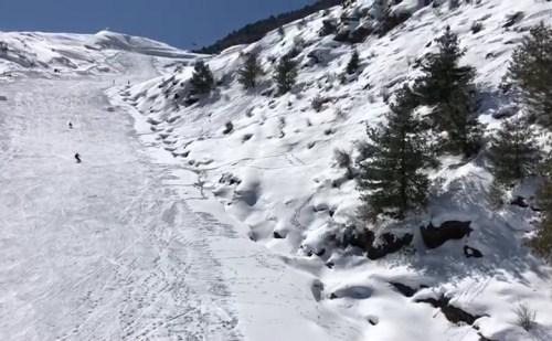 7 फरवरी से शुरू होने वाली स्कीइंग प्रतियोगिता के लिए औली पहुंच रहे पर्यटक