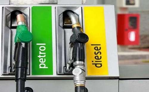 पेट्रोल-डीजल कीमतों में आज दूसरे दिन नही हुआ कोई बदलाव