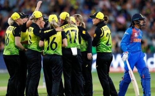 महिला टी-20 वर्ल्ड कप फाइनल में ऑस्ट्रेलिया ने टीम इंडिया को 85 रनों से हराया