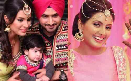 Birthday Special:गीता बसरा और हरभजन की लवस्टोरी है कुछ ऐसी,शादी के बाद फिल्मों से बना ली दूरी