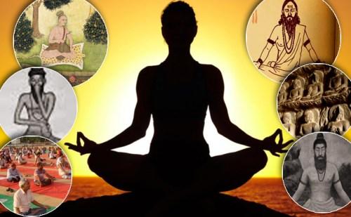जब से भारत की सभ्यता शुरू हुई है तभी से किया जा रहा है योग