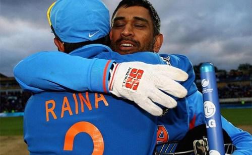 महेंद्र सिंह धोनी और सुरेश रैना ने अंतरराष्ट्रीय क्रिकेट को क्यों कहा अलविदा ?