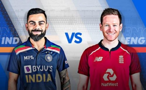 IND vs ENG 1st ODI: इंडिया की  इंग्लैंड को 66 रनों से हराया,  कृष्णा ने डेब्यू मैच में किया ये कारनामा !