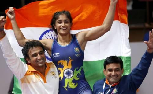 हरियाणा की बेटी ने एक बार फिर विश्व में चमकाया प्रदेश का नाम, विनेश फोगाट ने अपने नाम किया स्वर्ण पदक