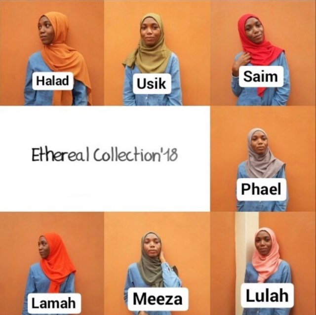 Ethereal Collection available @khayyclothing on Instagram