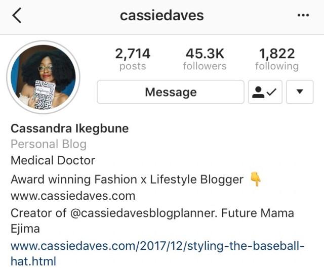 Cassiedaves