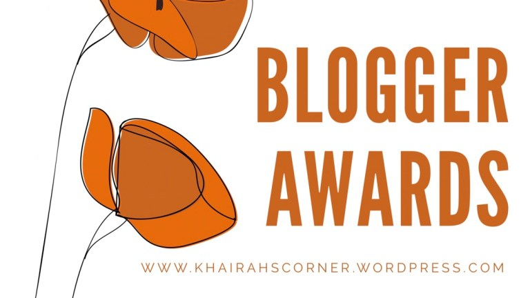 Blogger Nominations – Mystery Blogger X Versatile Blogger Awards